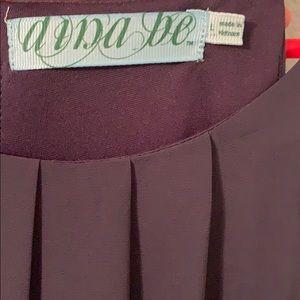 Francesca's Collections Dresses - Francesca's Navy blue dress